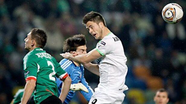 Legia w Lizbonie walczy o awans