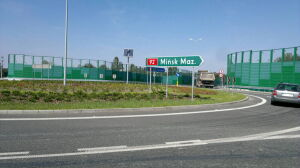 20 kilometrów A2. Obwodnica Mińska otwarta