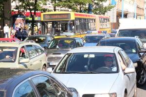 Plac Powstańców zagrodzony. Gigantyczne utrudnienia w centrum