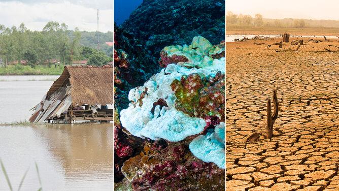 To lato może upłynąć <br />pod znakiem anomalii El Niño