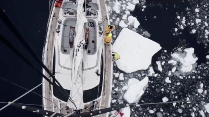 100 dni jachtem dookoła Antarktydy