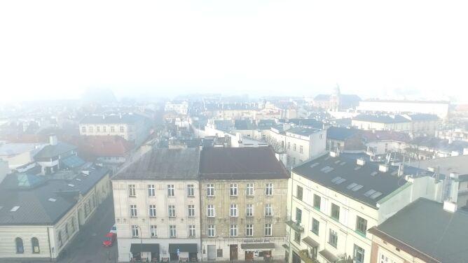 """""""Przy takim zanieczyszczeniu, <br />w Paryżu ogłoszono by alarm"""""""